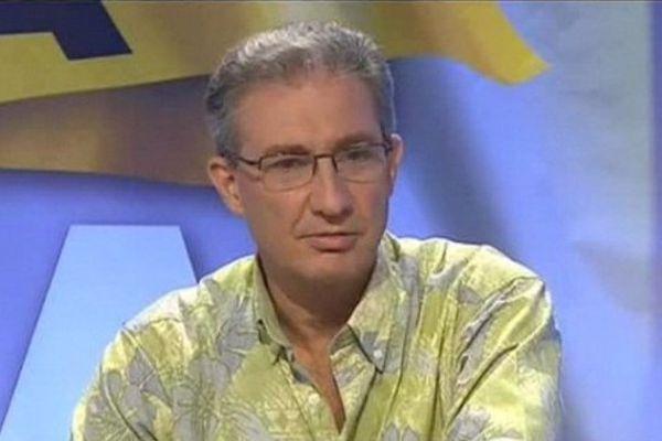 Christian Vernaudon au CESE