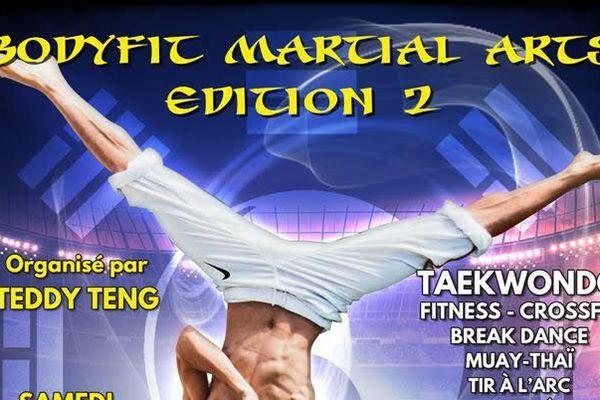 Body fit martial Arts 2