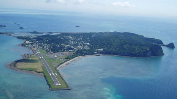 piste Mayotte