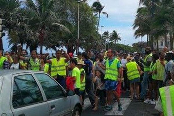 Des Gilets Jaunes à la Réunion
