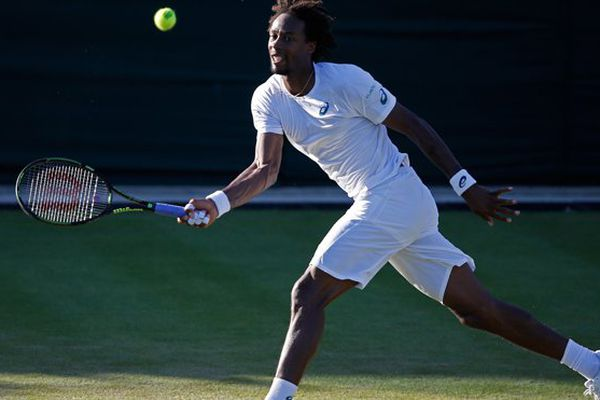 Tournoi de tennis de Wimbledon : Monfils assure contre Carreno au 1er tour