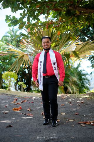 Mister Rond 2019 : Eymerick Turpin, candidat n°3
