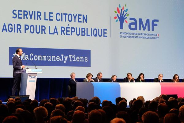 Congrès de l'AMF (Association des Maires de France)