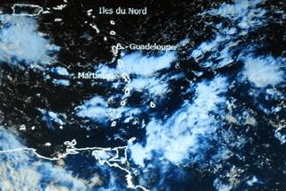 La Guadeloupe et la Martinique en Vigilance Jaune pour fortes pluies et orages