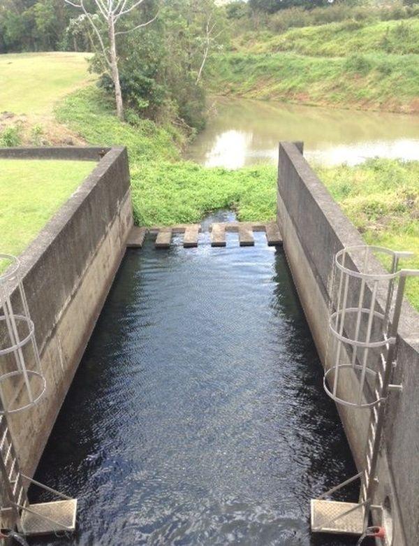 Barrage de la Manzo