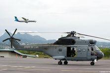 L'avion et l'hélicoptère très sollicités pour sauver des malades atteint de la Covid 19