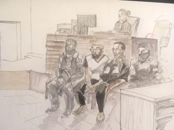 Apologie du terrorisme : 3 ans de prison requis à l'encontre de Riad Ben Cheikh