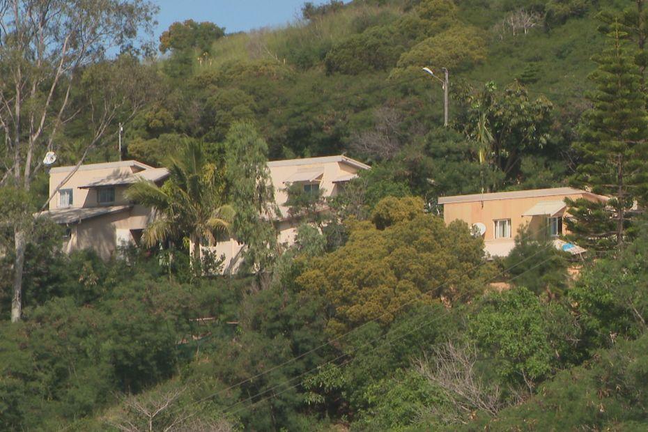 Les habitants des Hauts de Marconi dénoncent toujours les malfaçons - Nouvelle-Calédonie la 1ère
