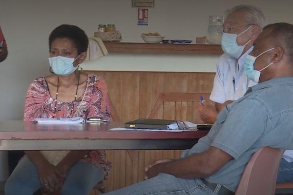 conf presse province nord vaccins