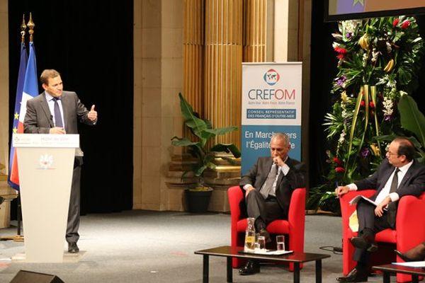 """Le discours de Patrick Karam : """"En marche vers l'égalité réelle !"""""""