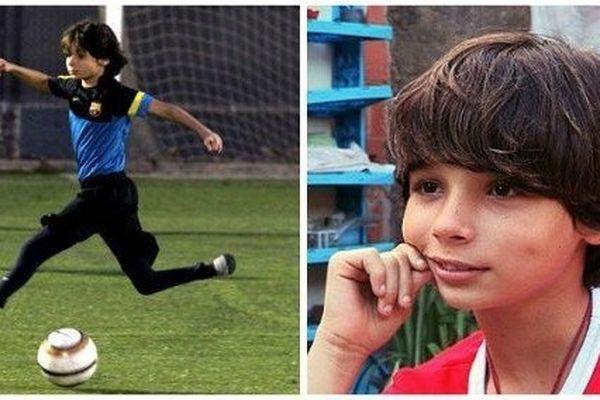 Gabriel Muniz, né sans pied et star du foot