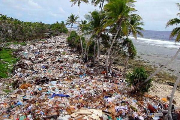 Pollution des océans par le plastique