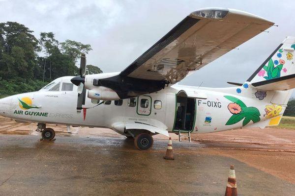 avion air guyane