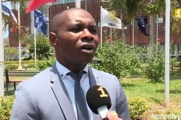 Mohamed Soihili, sénateur de Mayotte