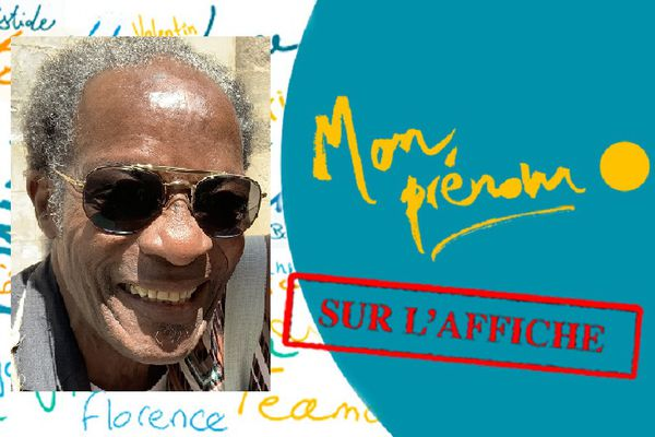 Mon prénom sur l'affiche : Roland