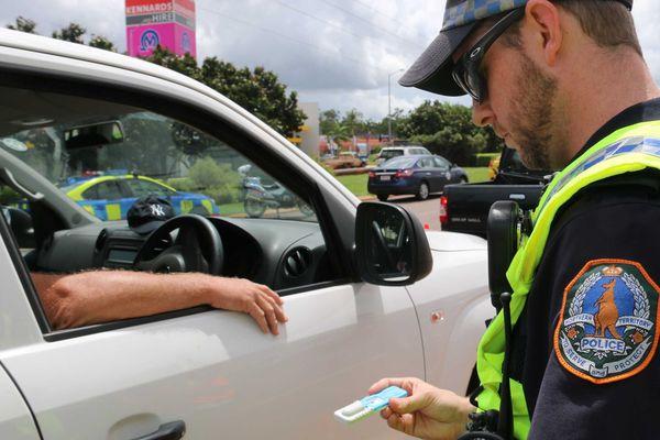 Australie : contrôle policier