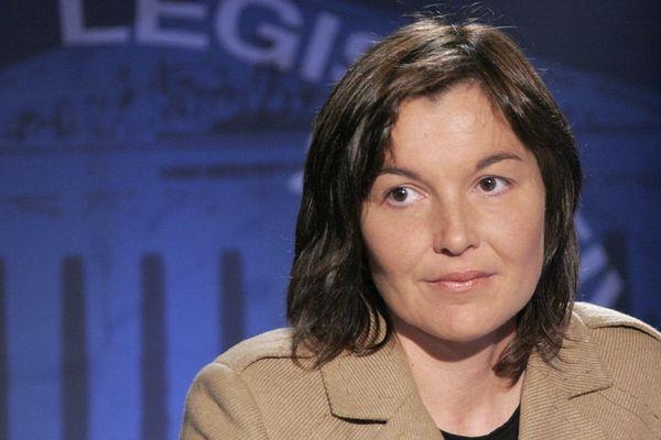 Annick Girardin, député de Saint-Pierre et Miquelon