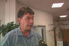 Thierry Santa interviewé en avril 2021.