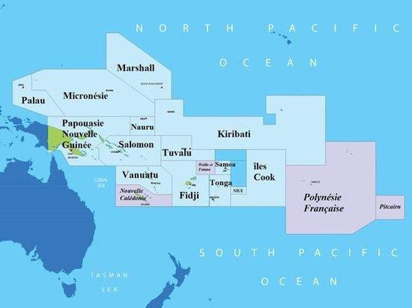 LA ZEE Pacifique