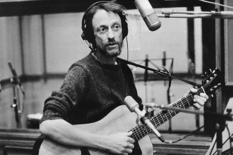 Graeme Allwright, chanteur folk français d'origine néo-zélandaise, est mort - Polynésie la 1ère