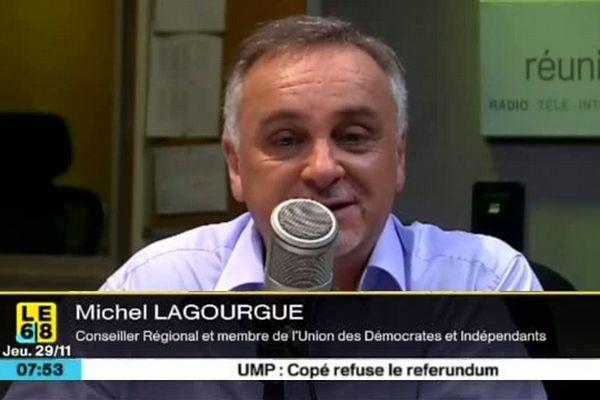 Michel Lagourgue : Extrait Gran'Matin