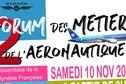 Deuxième forum des métiers de l'aéronautique