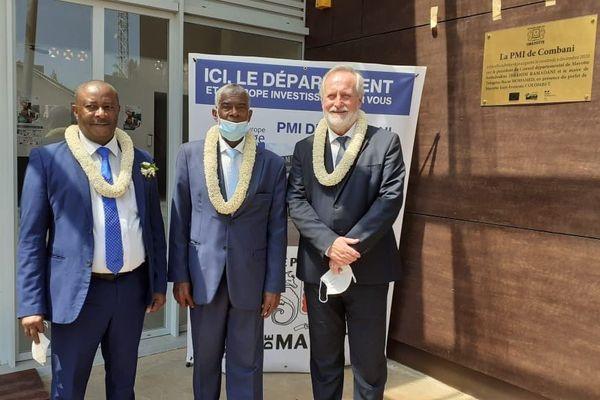 Inauguration PMI Combani