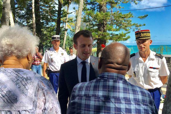 Macron Fayaoué