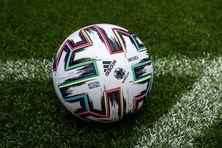 L'équipe de France de foot affronte l'Allemagne à Munich, le 16 mai 2021, lors de son premier match de l'Euro 2021.