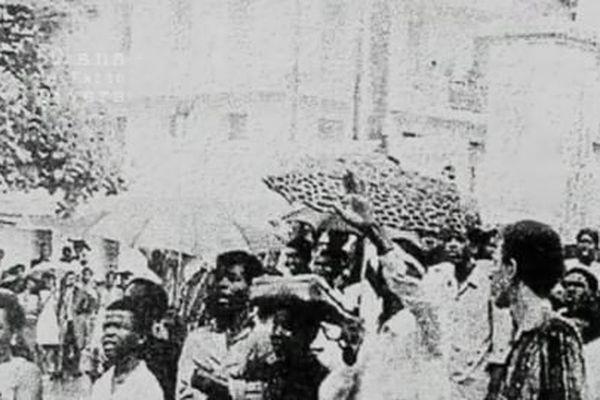 La Guadeloupe en Mai 67