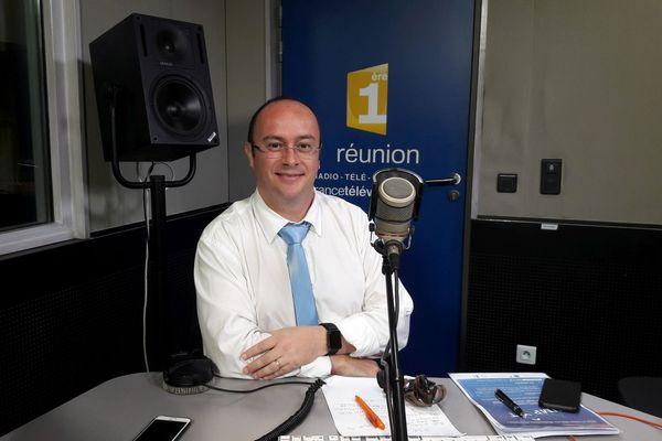 Rémy Amato, président de l'ordre des experts-comptables
