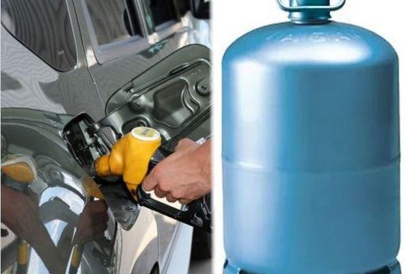 Gaz et carburants