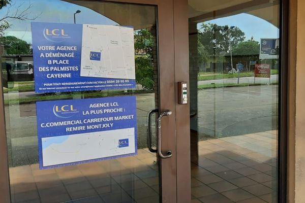 Deux agences bancaires à Kourou