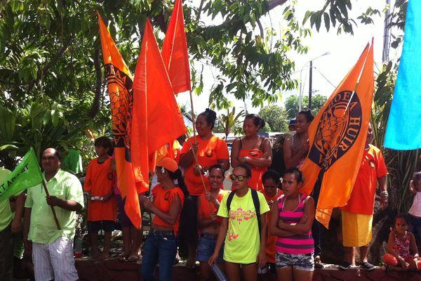 Elections territoriales en Polynésie française