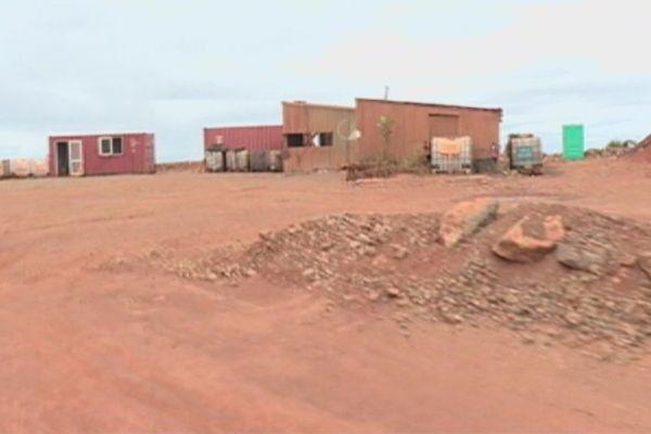 Mine de Karembé Michel 31 Koumac
