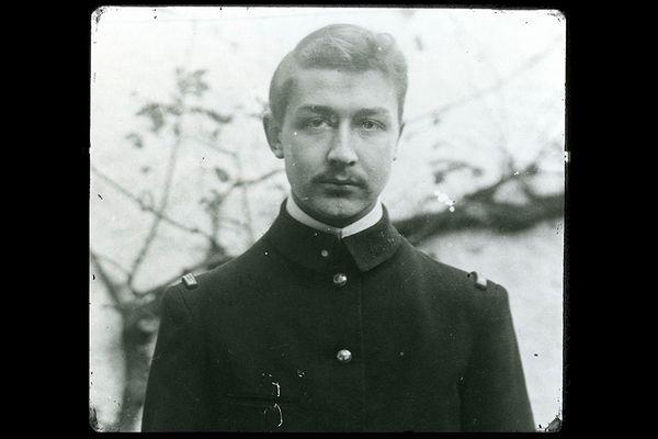 portrait Louis Thomas - Vos photos notre histoire