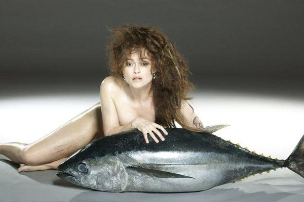 Helena Bonham thon