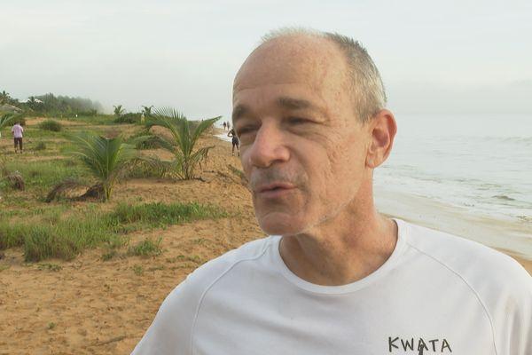 Benoit de Thoisy directeur Kwata