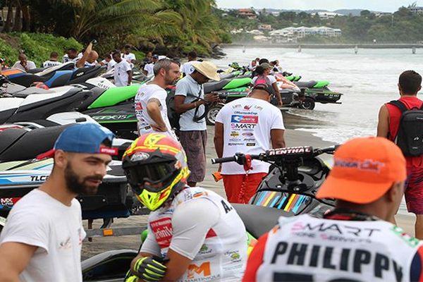 Martinik'Cup 2017 pilotes