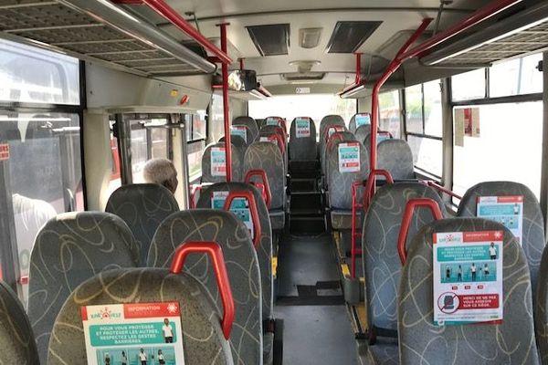 Reprise transport scolaire TCO covid-19