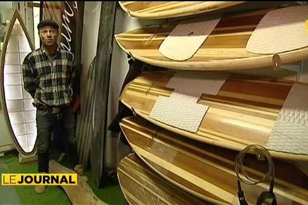 Adeptes du paddle : le savoir-faire d'un menuisier du sud de la France