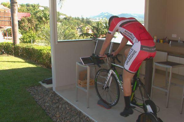 cyclisme et confinement