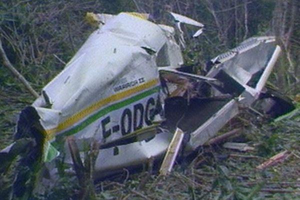 crash aérien 1989