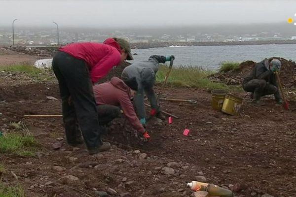 fouilles archeologiques anse a bertrand 2019