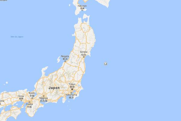 Séisme de magnitude 7,3 au Japon