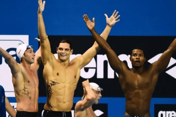 Relais 4x 100 Rio 2016
