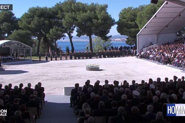 Hommage aux victimes de Nice