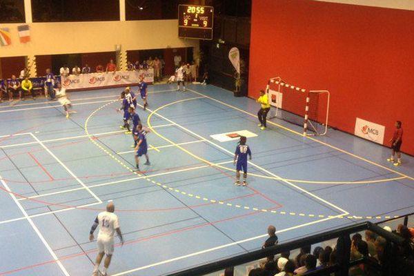 JIOI 2015 Handball finale masculine
