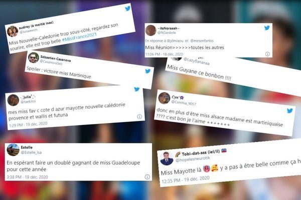 miss france 2021 pronostic réseaux sociaux