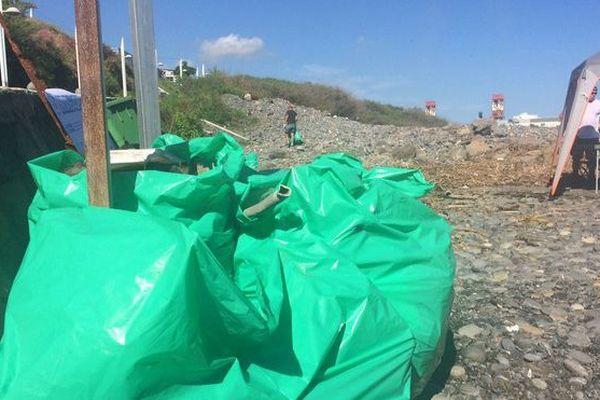 Défi Plastik ramassage déchets La Possession